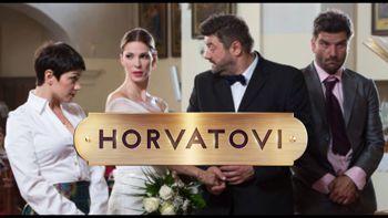 tv series horvatovi poster